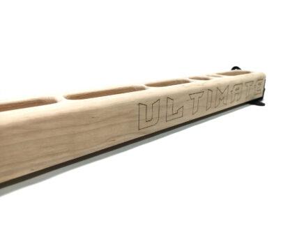 UltiMate hangboard with adjustable angle