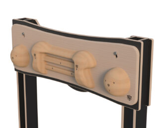 Replaceable Board for Prodigium training rack